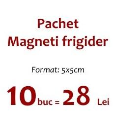 Pachet 10 Magneti Frigider
