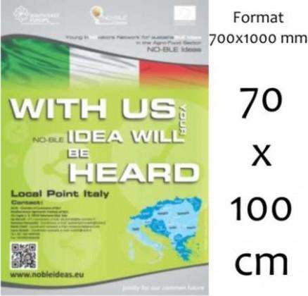 Poster 70x100 cm
