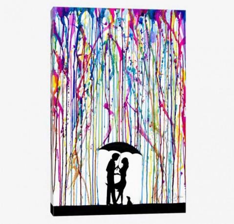 Tablou Canvas 20x40 cm