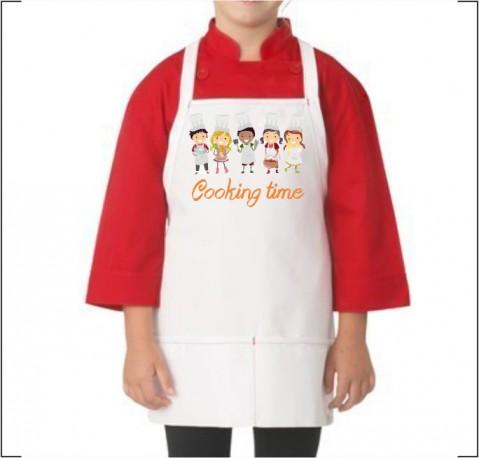 Sort de Bucatarie Copii 6-10 Ani Personalizat