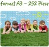 Puzzle A3 Personalizat 252 piese