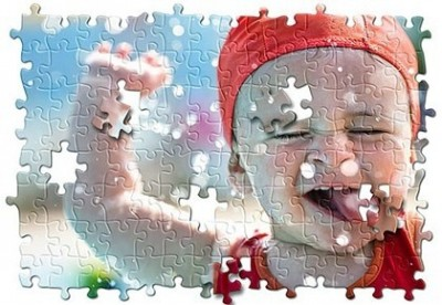 Puzzle Magnetic A4 Personalizat